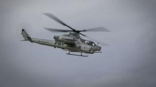 Хеликоптер на НАТО се разби в Йонийско море, издирват 6 души