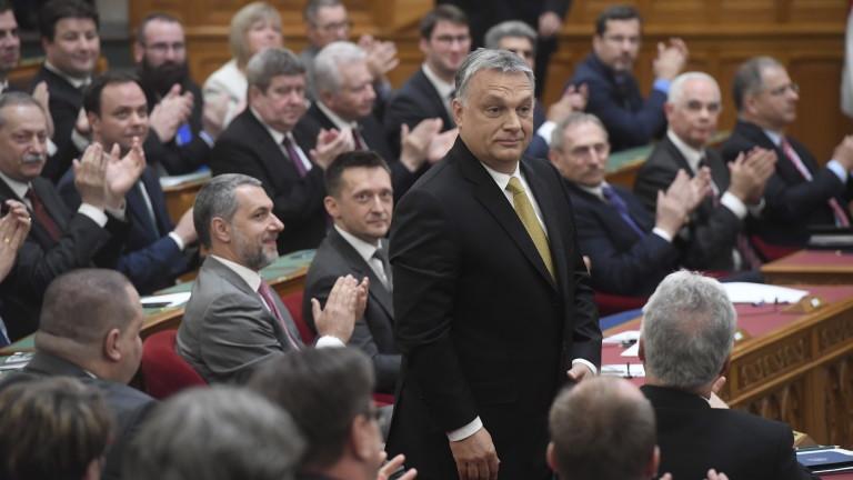 Приближен до Меркел предупреди Орбан да спазва гражданските права и свободи