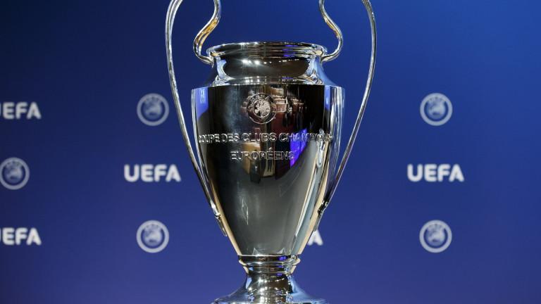 Английската футболна федерация моли УЕФА финалът в ШЛ да се играе на Острова