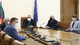 Борисов иска план за ваксинацията срещу COVID-19