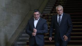 Нанков, Московски и Радев подадоха оставки