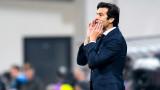 Сантиаго Солари: Създадохме много положения, а не реализирахме нито едно