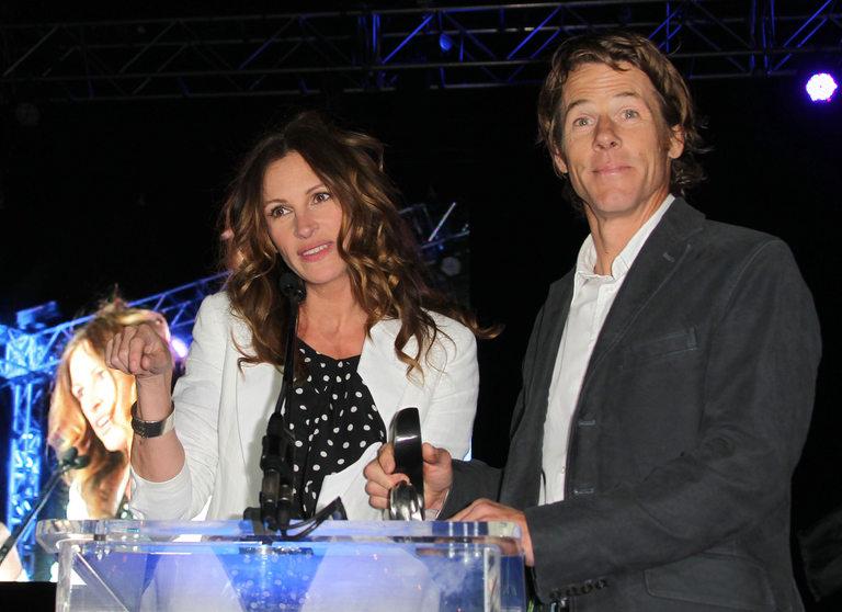 Джулия Робъртс и съпругът ѝ Даниел Модър