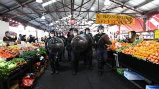 Коронавирус: Десетки арестувани в Австралия на протест срещу ограничителните мерки