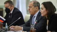 """Лавров призова Берлин и Париж """"спешно да се опомнят"""" за Киев и Донбас"""