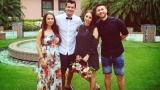 Мика Стоичкова се омъжи