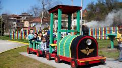 Децата в Мездра ще се радват на нова площадка за игра