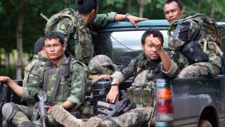 Нови престрелки между Камбоджа и Тайланд