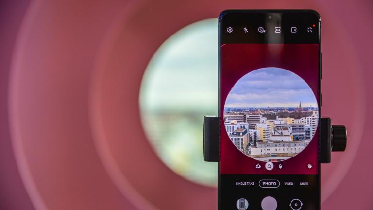Може ли Samsung да вмести 600 мегапиксела в смартфон