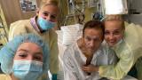 """Навални обяви, че новичок е открит """"във и върху"""" тялото му"""