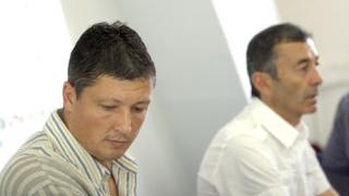 """Любо Пенев посетил дербито на Мадрид и тенис турнира """"Мастърс"""""""