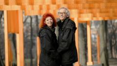 Кристо и Жан-Клод откриха изложба