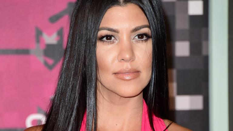 Снимката на Кортни Кардашиян, която предизвика много коментари