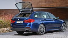 BMW представи новото комби на 5-Series (СНИМКИ)