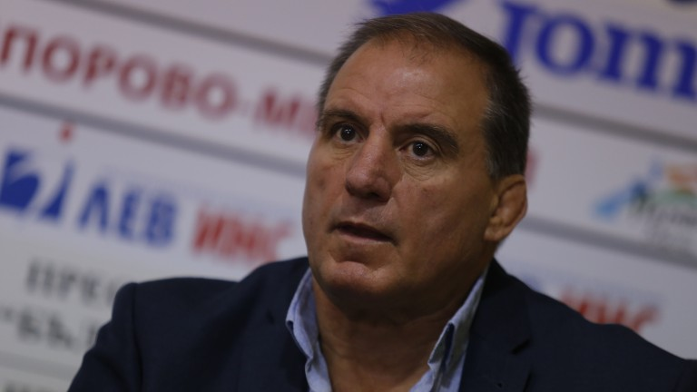 Генералният секретар на Българска федерация по борба Валентин Райчев заяви,