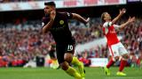 Забележителни Арсенал и Манчестър Сити спряха дъха на феновете, но не се победиха