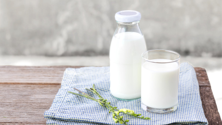 Български фирми ще изнасят млечни продукти за Китай
