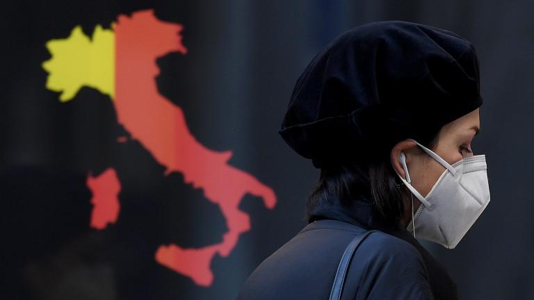 Италия е шестата държава с над 50 000 починали от коронавирус