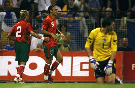 България победи Босна