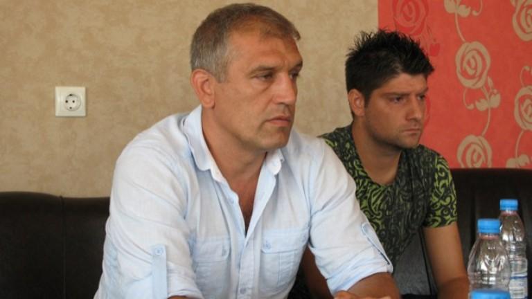 Потвърдено: Благомир Митрев е новият старши-треньор на Верея