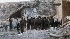 Ожесточени боеве се водят в Алепо