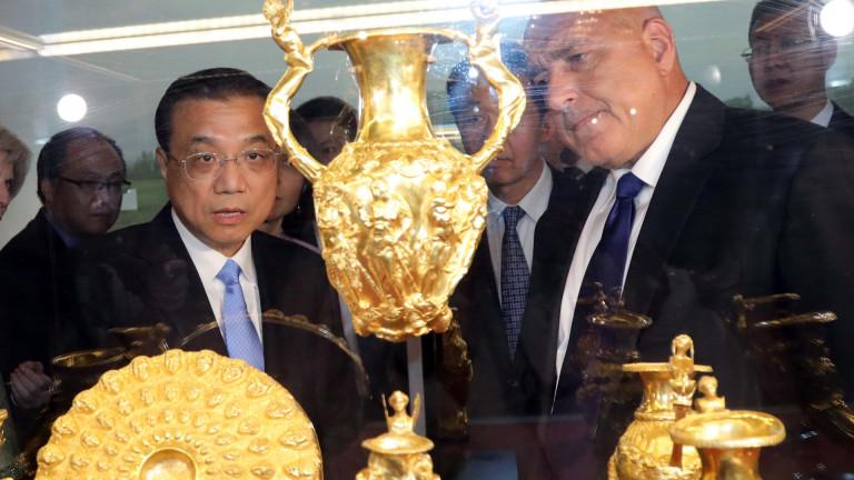 Посещението на китайския премиер Ли Къцян у нас е сред