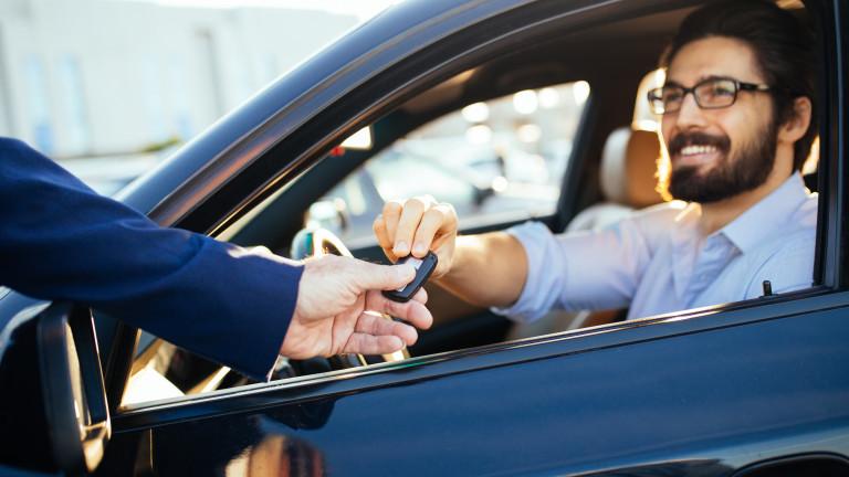 Сривът на автомобилния пазар достигна и България