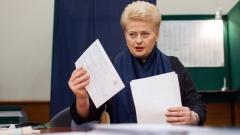 Литва провежда парламентарни избори