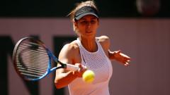 Цветана Пиронкова започна много силно, но се предаде пред най-добрата тенисистка за 2017-а