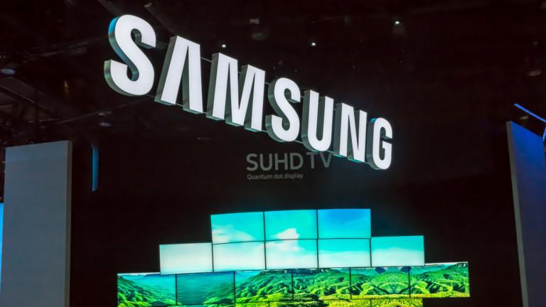 Samsung с олимпийски смартфон и приложение