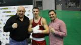 Кристиян Николов с впечатляващ дебют при мъжете