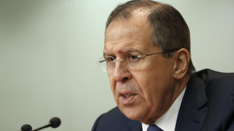 Русия и Китай не планират създаване на военен съюз, обяви Лавров