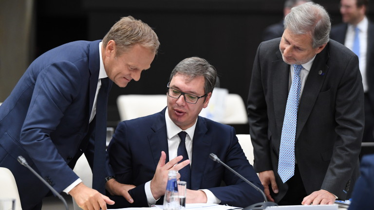 Вучич призовава правителството да зачита политиката на Сърбия по пътя към ЕС