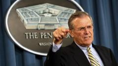 Почина бившият шеф на Пентагона Доналд Ръмсфелд