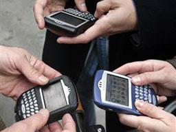 BlackBerry поскъпна след сделката Facebook-WhatsApp