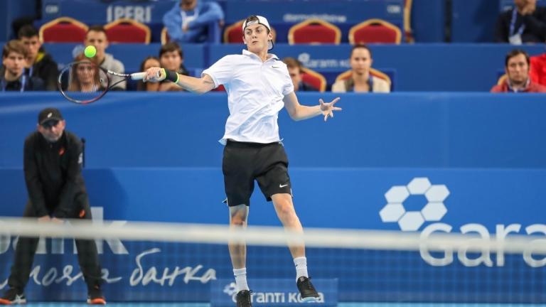 Лазаров отпадна в квалификациите на Sofia Open