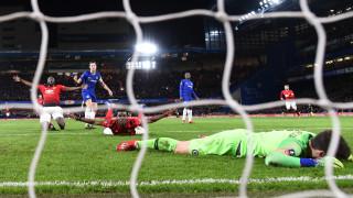 """Манчестър Юнайтед нокаутира Челси на """"Стамфорд Бридж"""" и е на 1/4 финал за ФА Къп"""