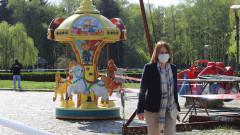 Фандъкова: Ако се справим добре в парковете, ще мислим и за Витоша