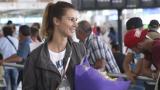 Цветана шашна папараците: Мъжът до мен е добър тенисист