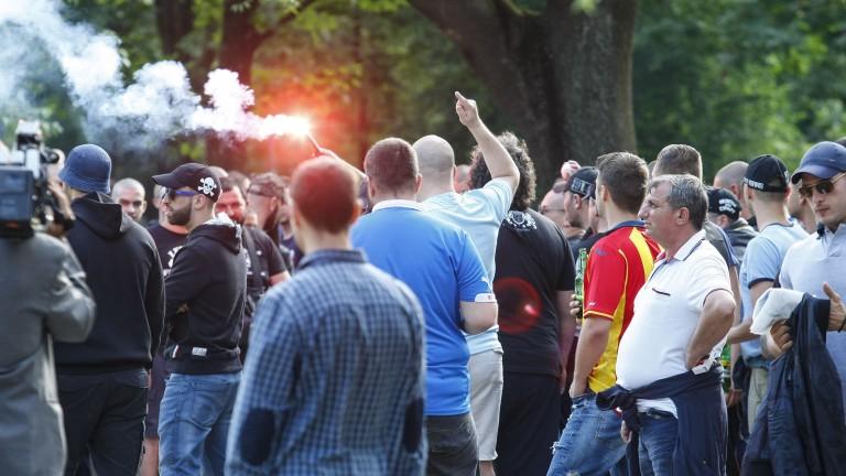 """Такива са правилата на Левски, такива са правилата на """"Герена""""..."""