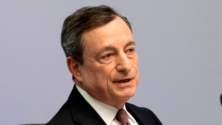 ЕЦБ повиши прогнозата си за икономиката на Еврозоната за 2019-а, но понижи тази за 2020-а