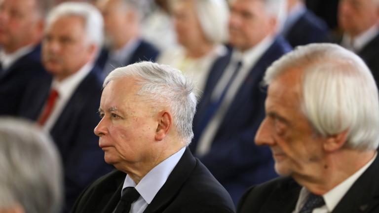 Полша разбива надеждите на крайнодесните за съюз в Европарламента заради Русия