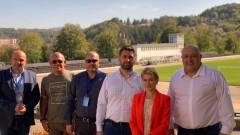 """Министър Кралев в Габрово: Ще подменим настилката на игрището в спортен комплекс """"Христо Ботев"""""""