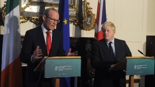 Ейре: Тежко споразумение за Брекзит очаква Лондон