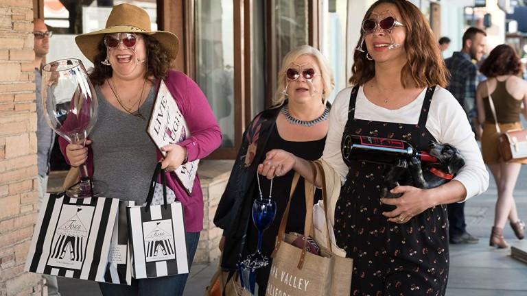 Седем жени на пътешествие из най-популярния винен район в САЩ