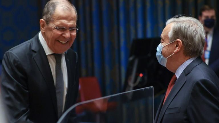 Ситуацията в Афганистан, Либия, Сирия и Украйна обсъдиха в петък