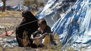 Едно дете умира на всеки 10 минути в Йемен