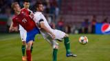 Чехия победи България с 2:1 в европейска квалификация