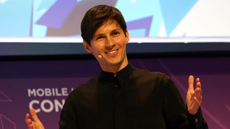 Павел Дуров - основател на Telegram