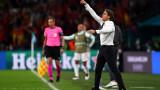 Роберто Манчини: Трябва да спечелим, защото загубихме точки срещу България